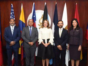 RD acoge XII Reunión Administradores Reservas Internacionales hasta viernes