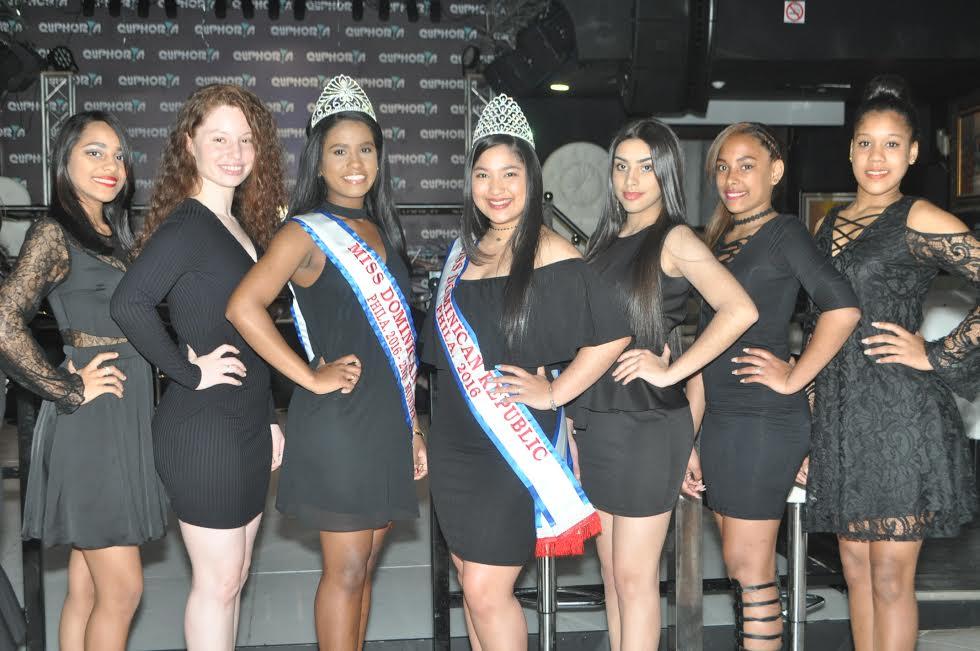 FILADELFIA: Desfile Dominicano presenta candidatas al reinado