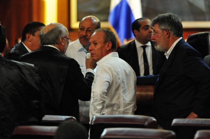 MP dice los 14 imputados en Odebrecht figuran documentos recibidos de Brasil