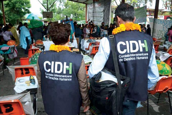 """CIDH asegura inclusión R. Dominicana en """"lista negra"""" no fue un error"""