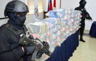 Autoridades ocupan 578 paquetes decocaína o heroína en SD Oeste