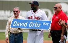 Calle de Boston llevará el nombre de David Ortiz