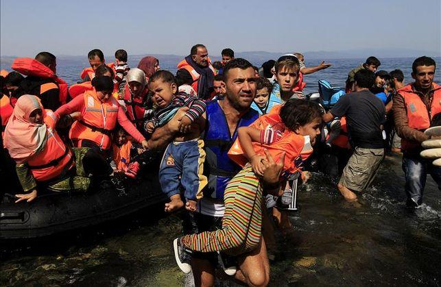 GINEBRA: Desplazados forzosos alcanza cifra récord 65,6 millones