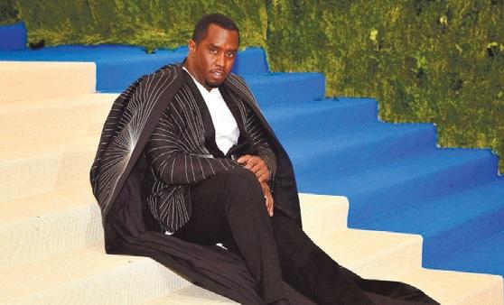 """Forbes corona a """"Diddy"""" Combs como el artista mejor pagado"""