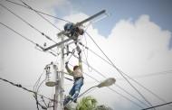 DAJABON: EDENORTE instala servicio 24 horas