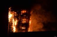LONDRES: Incendio grandes proporciones devora edificio 27 pisos