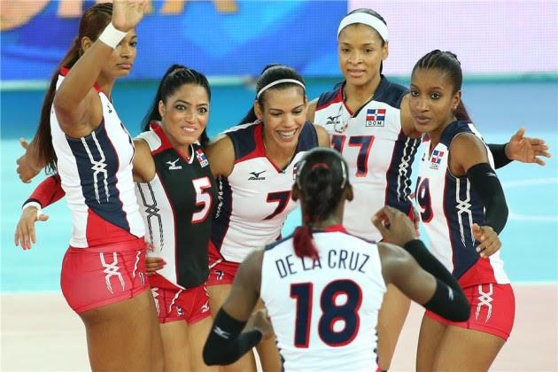 Voleibol Femenino RD sale a defender corona Panam