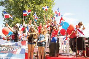 FILADELFIA: Desfile dominicano presenta nueva directiva