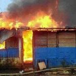 LA VEGA: Pareja de ancianos muere en incendio