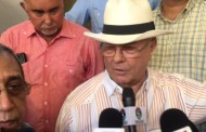 Hipólito visita imputados en caso Odebrecht presos en Palacio Justicia