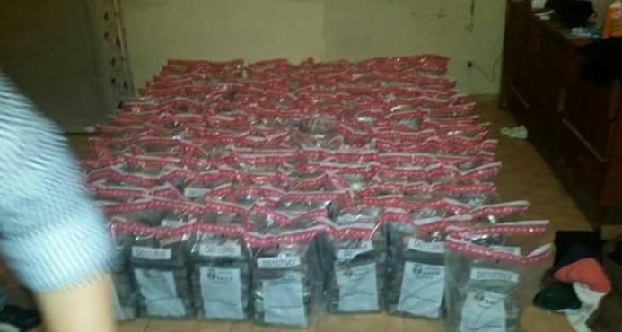 SPM: La Policía ocupa 860 paquetes de cocaína en residencial de Juan Dolio