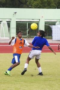 SJM, Bayaguana y el DN avanzan a final Torneo Fútbol Infantil