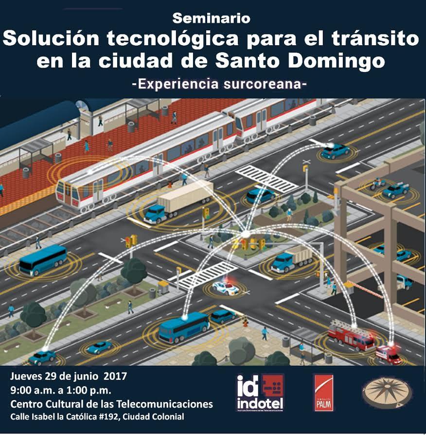 Expertos de Corea del Sur propondrán un sistema de transito inteligente para Santo Domingo