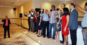 Sucursal Coopsano SD celebra asamblea distrital