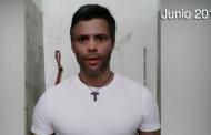 VENEZUELA: Piden investigar denuncia tortura de Leopoldo López