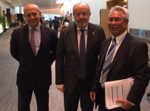 PARIS: Ministro RD participa en importantes foros