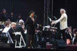 Excelente concierto de la Sinfónica en el Congreso Nacional