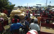 Miles de haitianos compraron productos dominicanos en el mercado de Dajabón