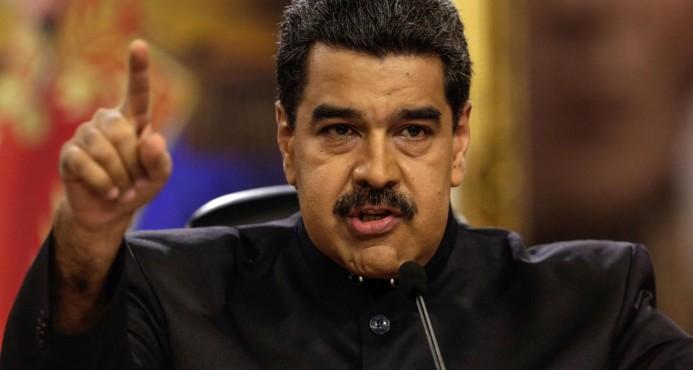 """VENEZUELA: Nicolás Maduro exige renuncia de Luis Almagro de la OEA """"por inmoral"""""""
