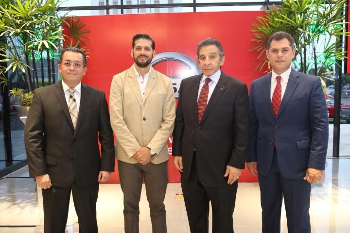 Eduardo Aranda, Enrique Becerrill, Miguel Barletta, Anibal Rodíguez