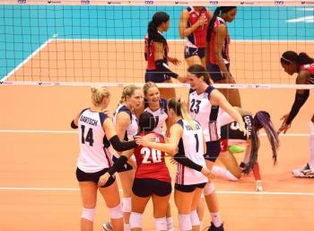 Estados Unidos conquista Copa Panamericana de Voleibol
