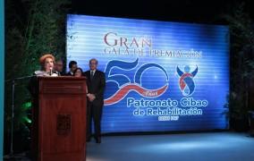 Patronato Rehabilitación de Santiago celebra 50 aniversario
