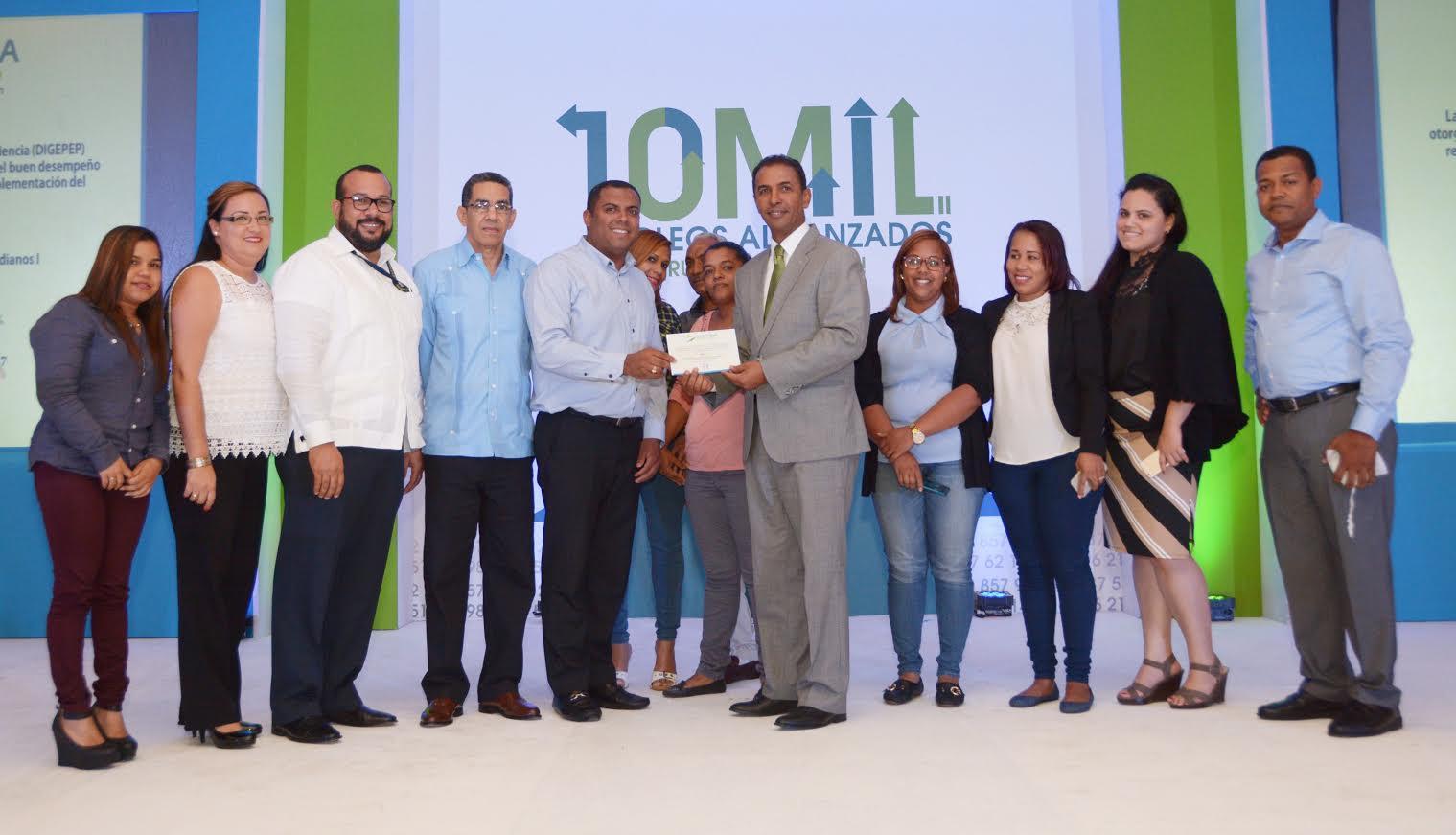 78 mil se inscriben en Plan Nacional de Alfabetización en primer semestre 2017