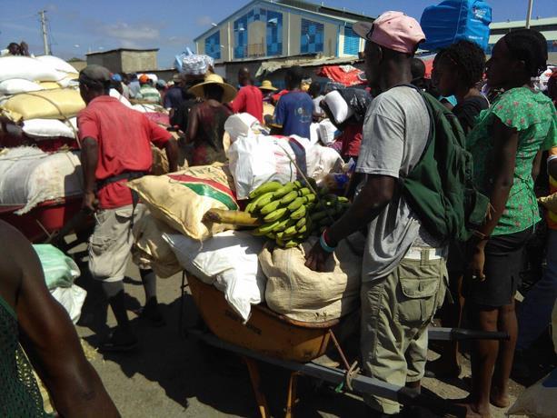 HAITI: Autoridades permitieron este lunes el ingreso de productos de Rep. Dominicana
