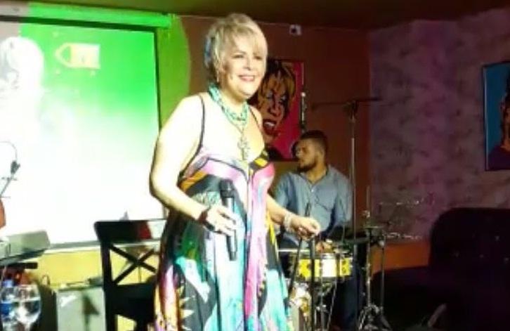 Sonia Alfonso: Jazz y bolero que encanta