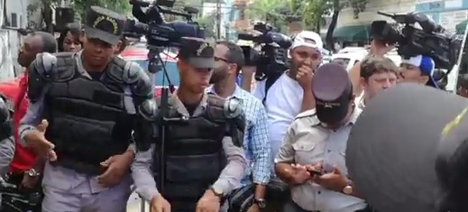 Trasladan a Najayo a siete de los ocho implicados en el caso Odebrecht