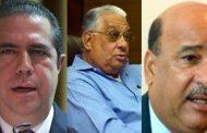 Francisco Javier, Gutiérrez Félix y Rojas Gómez se reúnen con Danilo Medina