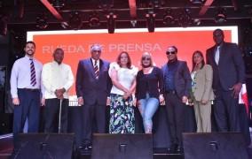 Artistas dominicanos unidos por Olimpiadas Especiales