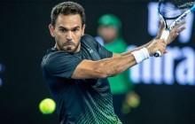 Víctor Estrella asciende puesto 79 ranking de la ATP