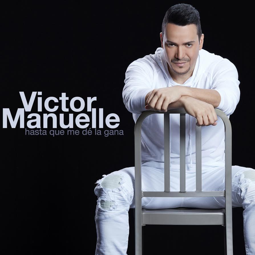 "Víctor Manuelle se afianza con ""Hasta que me dé la gana"""