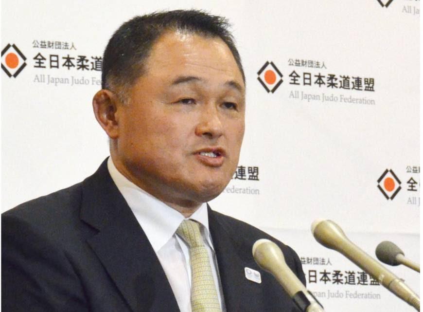 Yamashita es el presidente Federación Judo de Japón