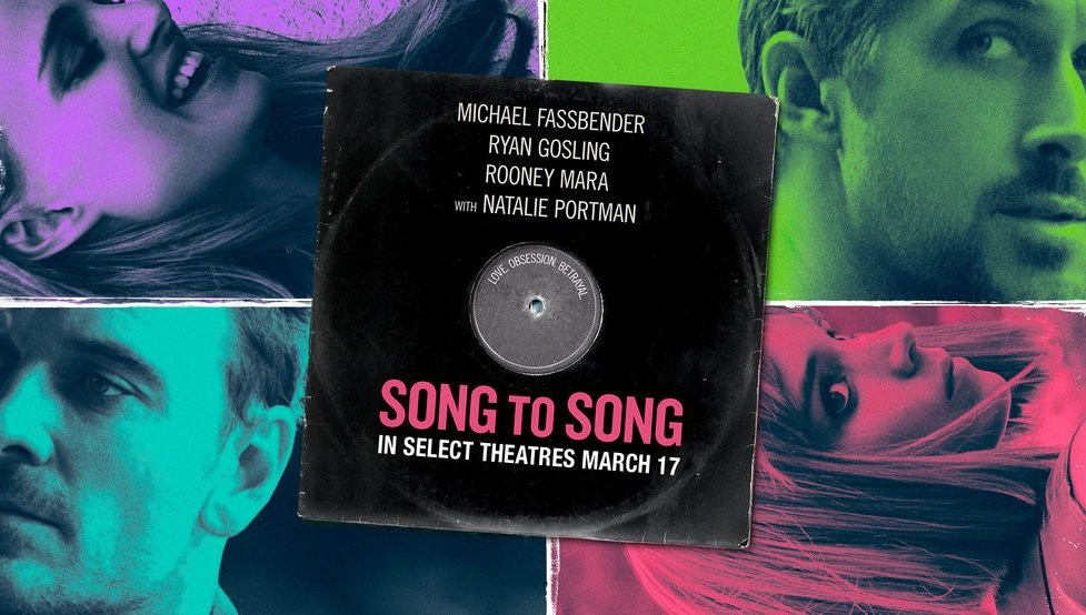 """Song to Song"": Romance y poesía visual"
