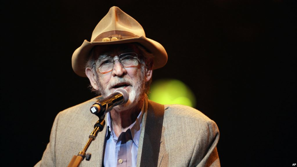 Muere a los 78 años cantante de country Don Williams