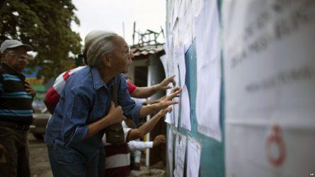 EE.UU. y OEA condenan resultado electoral en Venezuela