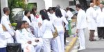 Huelga médica finalizó hoy; CMD anunció otra para el miércoles 25