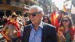 Vargas Llosa en marcha Barcelona: Marchamos contra el nacionalismo