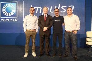 Banco Popular presenta con redes sociales Foro Impulsa