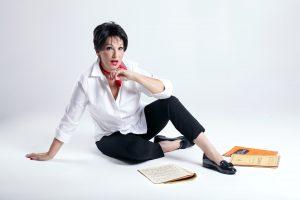 Cecilia García prepara concierto 50 aniversario