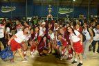 TC clausura Juegos Deportivos Constitucionales