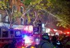 Incendio en Brooklyn deja 14 personas heridas