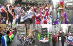 "Miles asisten al ""Desfile de la Hispanidad"""