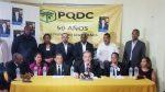 PQDC y PDI proclaman candidato a presidencia Colegio de Abogados