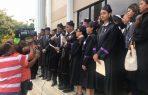 Jueces RD se manifiestan contra suspensión sin previa investigación