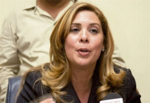 Sergia Elena acusa al PLD de presionar al PRSC para otra alianza