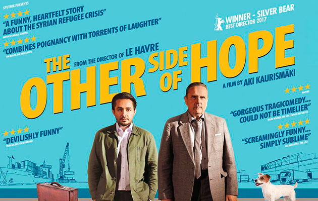 "Crítica de cine: ""The Other Side of Hope"""