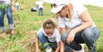 Voluntariado BC realiza jornada de reforestación en el río Ozama